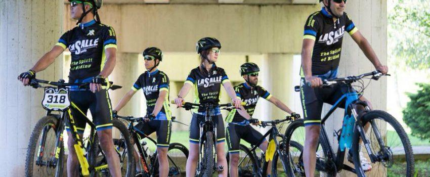 Acquamonte no ciclismo com LaSalle Sports